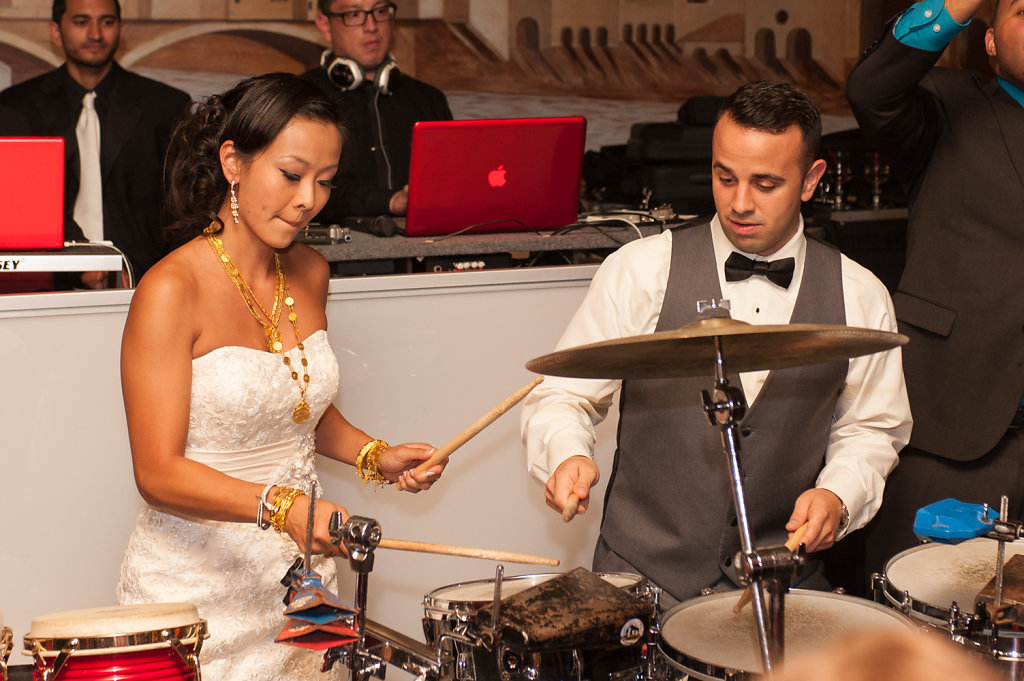 Lee + Banda Wedding